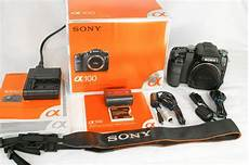 Full Review Of Sony A100 Dslr