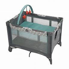 pack n play with bassinet bar church on wheels