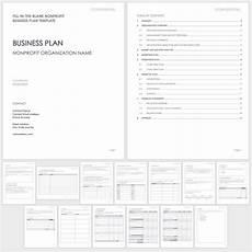 Blank Business Plan Template Fill In The Blank Business Plans Smartsheet