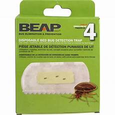 disposable bed bug detection trap bed bug sos