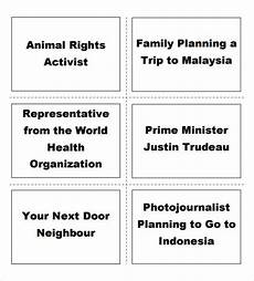 Flash Cards Templates Sample Flash Card 11 Documents In Pdf