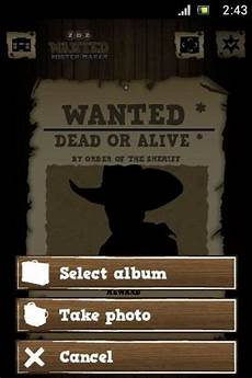 Wanted Poster Maker Wanted Poster Maker Editor Apk Download Free Photography