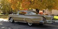 1958 Impala Color Chart Bigblockbear 1958 Chevrolet Impala Specs Photos