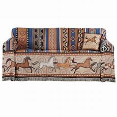 Western Sofa Cover 3d Image by Western Sofa And Chair Covers Decor Printed Sofa