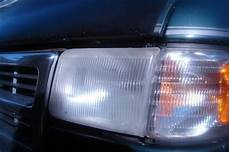 Light Oxidation On Car How To Clean Oxidized Plastic Headlights How To Clean