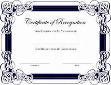 Award Templates Award Templates For Microsoft Publisher Certificate Of