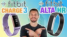 Fitbit Charge Vs Charge Hr Chart Fitbit Charge 3 Vs Alta Hr Review Best Fitness Tracker