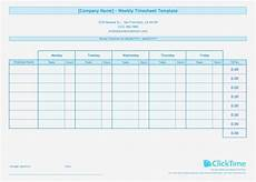 Employee Time Sheets Template Employee Time Tracking Spreadsheet Template Tracking