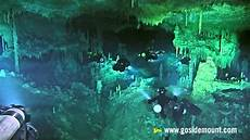 first ever cave diving flash mob youtube