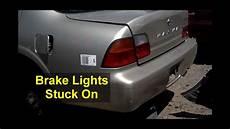 My Brake Lights Wont Turn Off Toyota Corolla Brake Lights Stay On When Car Is Off Toyota Corolla