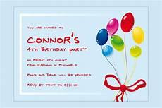 Birthday Invitation Letter 58 Sample Birthday Invitation Templates Psd Ai Word