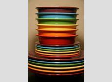 Dishwasher: Fiestaware