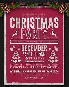 Christmas Flyer Templates Free Free 41 Christmas Flyers In Psd Eps Ai Indesign