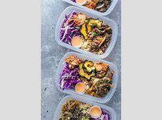 Korean Beef Bulgogi Bowl (Perfect for Meal Prep