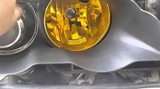 E46 M3 Lights Bmw E46 M3 How To Paint Your Running Lights Yellow