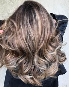 Light Brown Hair With Beige Highlights 34 Light Brown Hair Colors That Are Blowing Up In 2019