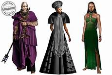 Costume Designer For Black Panther Movie Black Panther Costume Designer Breaks Down Wakanda S