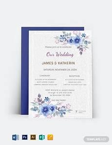 wedding invitation card template 93 free wedding invitation templates word psd