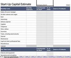Capex Template Capital Expenditure Request And Justification Form Excel
