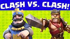 Clash Lights Clash Royale Clash Royale Vs Clash Of Clans Which Is The Best