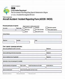 Aircraft Incident Report Free 59 Incident Report Formats In Pdf Ms Word Google