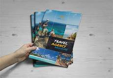 Travel Brochure Cover Design 35 Travel Brochure Designs Ai Psd Word Apple Pages