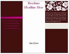 Free Brochure Word Templates Free Brochure Template Tri Fold Brochure Template Free