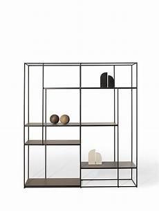 librerie metalliche hill by ivano redaelli hub furniture lighting living