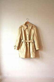 weather coats taylored 70s tailored all weather vintage coat by