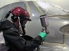Auto Body Painter How To Paint Your Car Yourself Auto Body Repair 1 Of 2