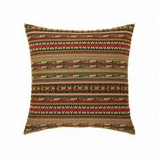 Sofa Pillows Decorative Sets Brown Png Image by Elaine Smith Suzani Stripe Pillow Accent Pillows