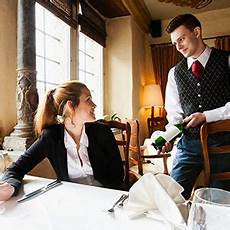 F B Hostess Guidelines For Training Restaurant Servers Restaurant