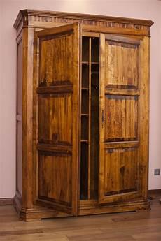 free stock photo 8908 large rustic wooden wardrobe