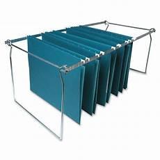 sparco hanging file folder frames 6 count letter