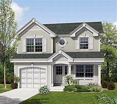 Small 2 Story Floor Plans Compact Two Story For A Small Site 57117ha