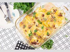 Keto Cheesy Bacon Chicken Breasts ? Two Lucky Spoons