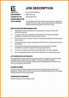Retail Worker Job Description Job Description Template Google Docs Charlotte Clergy