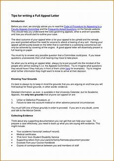 Appeals Letter Medical Claim Appeal Letter Template Examples Letter