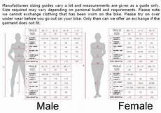 Nike Clothing Size Chart Uk Nike Livestrong Size Guide