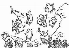 Fische Ausmalbilder Zum Drucken Fische 12 Ausmalbilder Malvorlagen