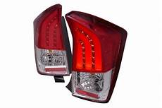 Prius Light Spec D Tuning 174 Toyota Prius 2010 2011 Red Led Lights