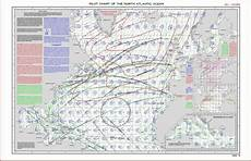 Pilot Charts Atlantic Ocean Weather Services Benefits Of Optimum Ship Routing