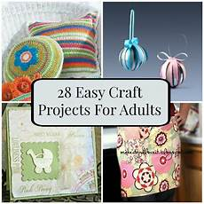 28 easy craft projects for adults favecrafts