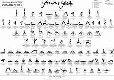 Yoga Primary Series Chart Ashtanga Yoga Full Primary Series Yoga Retreat In Asturias
