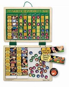 And Doug Chore Chart Amazon Com Amp Doug Deluxe Magnetic Responsibility