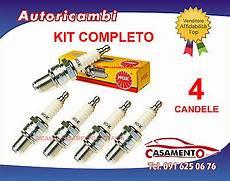 candele auto gpl kit 4 candele ngk fiat grande punto 1 2 1200 1 4 1400