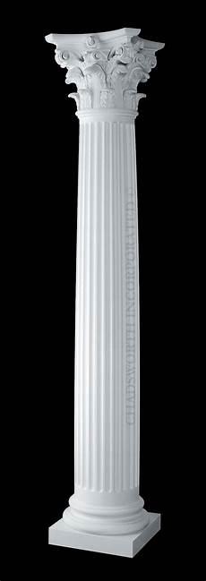 Composite Column Design Design 635 Corinthian Order Roman Frp Composite