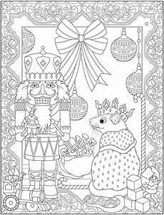 ausmalbilder weihnachten nussknacker tiffanylovesbooks