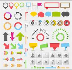 Infographic Elements 64 Psd Infographic Element Psd Eps Vector Free