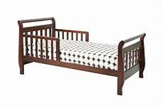 sleigh toddler bed davinci baby